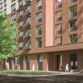 По программе реновации в Черёмушках построят многоквартирный жилой дом