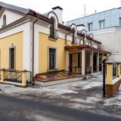 Исторический особняк продаётся в МСК на 1-ом Хвостовом переулке 13с5