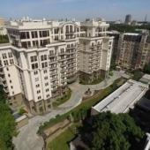 Элитная квартира в ЖК Андреевский со свободной планировкой на 4 комнаты