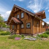 Д. Сальково, Одинцово, год постройки 2013 - продажа дома из бруса