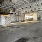 Производственно-складское помещение 547 кв.м.