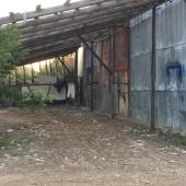 Сдается площадка 100 кв.м с навесом в г.Подольск