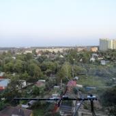 Вид из окна в д. Марушкино