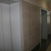 Коридор около лифтов