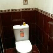 Туалет - состояние, качество, плитка