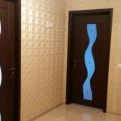 Интересное решение межкомнатных дверей