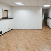 Офисы, вид внутри после ремонта