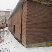 Угол здания под офис