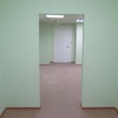 Коридор общий и санузел общий на этаже