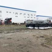 Территория бывшего завода Зингер охраняется - доступ 24/7