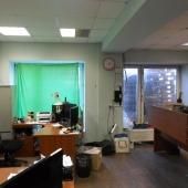 По факту эта комната как офисное помещение