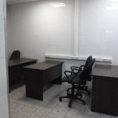 офисная комната подвала