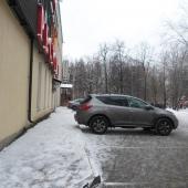 Парковка для сотрудников и гостей