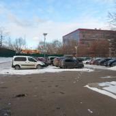 Парковка для сотрудников