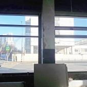 Витринные окна на Электродную