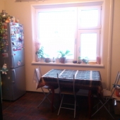 Опять кухня