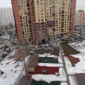 Фотография пространства вокруг дома в Химках