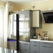 Кухня 11 метров и современная мебель