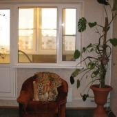 Фотография балкона на креслом, Литовский б-р, дом 9Э7
