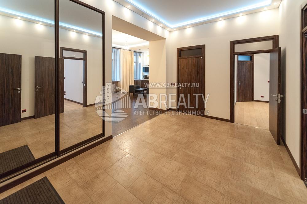 Квартира на Дмитровке, 150 квадратов