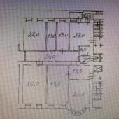 План офисного блока 225 кв.м