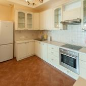 Квартира с большой кухней