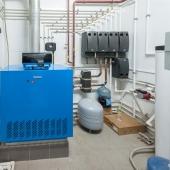 Водоочистка и отопление