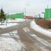 Выезд на Калужское шоссе