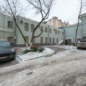 офис в Гороховском переулке