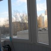 Лоджия в квартире на ул. Профсоюзная, дом 42 к 4
