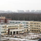 Вид из окна сзади Ленинского 139