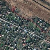 Участок на спутниковом снимке
