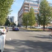 Вид на парковку: есть открытая, есть закрытая