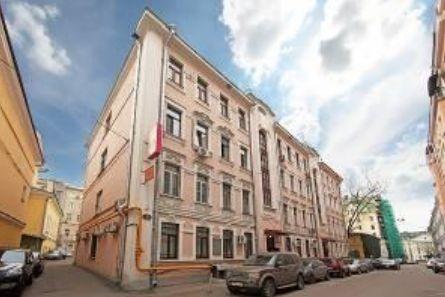 Дом 8 стр 3 в Сеченовском пер.