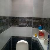 Плитка и состояние в туалете