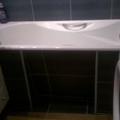 Общее состояние ванной комнаты