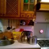 Посмотрите на качество кухонной мебели