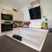 Кухня: зона приготовления пищи