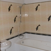 Мичуринский проспект д. 7, ванная комната