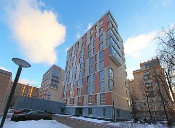 3-я Фрунзенская улица, 5 к 1 продажа квартиры