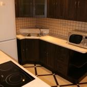 Зона плиты и непосредственно готовки еды