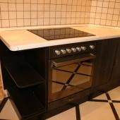 Еще одна фотография плиты в квартире