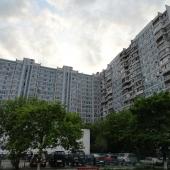 Двор внутри дома улицы М. Голованова 11