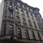 Бывший доходный дом по проекту архитектора Бурова, сдача помещений в аренду