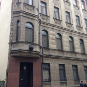 Дом 1911 года постройки, крепкое качество царского кирпича