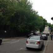 Старые элитные московские улицы