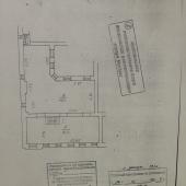Антресоль 1 этажа, схема сдаваемого помещения