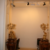 Первая комната и фото 2-х ваз
