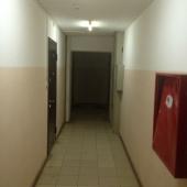 Общий коридор, дом на пр-те Ленина, 8