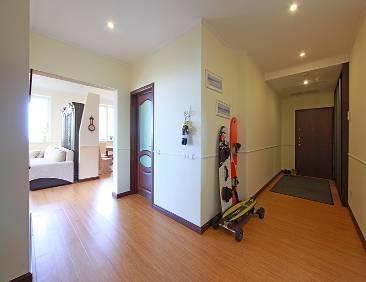 Вход в 3-х комнатную квартиру на Ружейном, рядом с Плющихой
